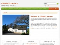 caldbecksurgery.co.uk