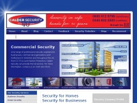 caldersecurity.co.uk
