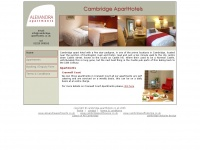 cambridge-aparthotels.co.uk