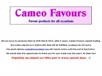 cameo-favours.co.uk