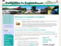 campsitesinengland.co.uk