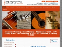 perfectpitch.co.uk