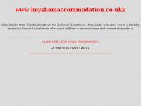 heyshamaccommodation.co.uk
