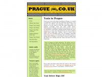 Praguetaxi.co.uk