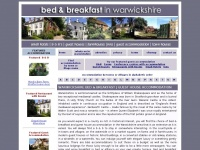 bedandbreakfastinwarwickshire.co.uk