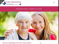 caredynamics-yorkshire.co.uk