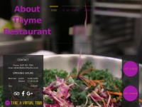 aboutthyme.co.uk