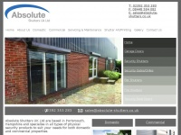 Absolute-shutters.co.uk
