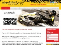 Absolutely-karting.co.uk