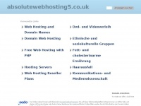 absolutewebhosting5.co.uk