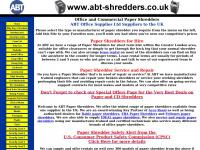 abt-shredders.co.uk