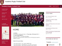 academyrfc.co.uk