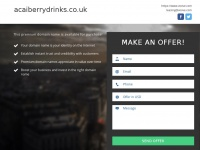 acaiberrydrinks.co.uk