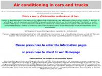 airconditioningforcars.co.uk
