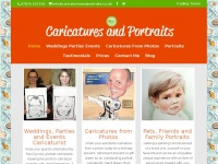 caricaturesandportraits.co.uk