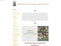 caspianhorsesociety.org.uk