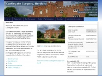 castlegatesurgery.co.uk