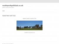 castleparkgolfclub.co.uk