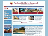 cataloniaholidaylettings.co.uk