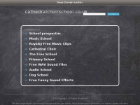 cathedralchoirschool.co.uk