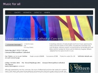 cathedralconcerts.org.uk