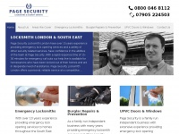 pagesecurity.co.uk