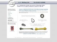 acbelting.co.uk