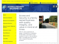 Accessandsecurity.co.uk