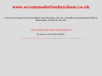 accommodationheysham.co.uk