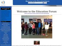 educationforum.co.uk