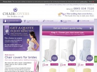 chaircoversforbrides.co.uk