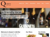 queenscafebar.co.uk