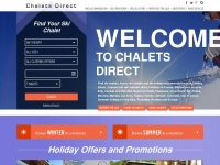 chaletsdirect.co.uk
