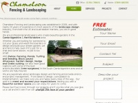 chameleonfencingandlandscaping.co.uk