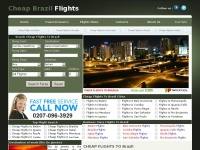 cheapflightsbrazil.co.uk