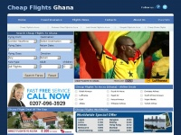 cheapflightsghana.co.uk