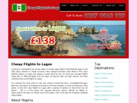 cheapflightsforlagos.co.uk