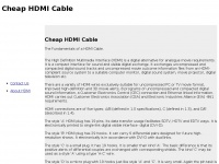 Cheaphdmicable.co.uk