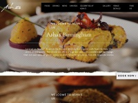 ashasrestaurant.co.uk