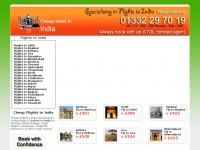 cheaptickettoindia.co.uk