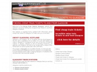 cheaptrainticketsglasgow.co.uk