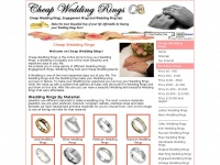 cheapweddingrings.co.uk