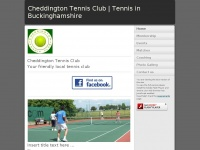 cheddingtontennis.co.uk