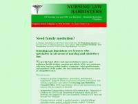 nursinglawbarristers.co.uk