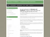 childrensministry.co.uk