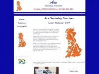 acesamedaycouriers.co.uk