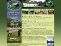 acharnlodges.co.uk