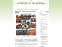 acocksgreenfocusgroup.org.uk