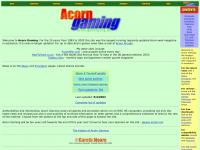 acorn-gaming.org.uk