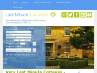 lastminute-cottages.co.uk